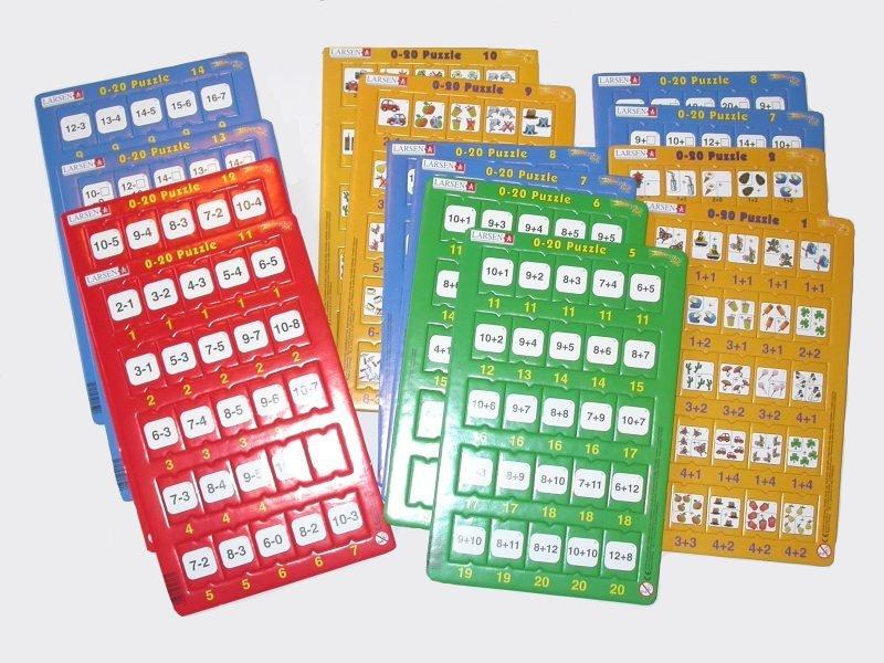 Ein Memo-Spiel in anderer Form Gesellschaftsspiele NUMERABIS