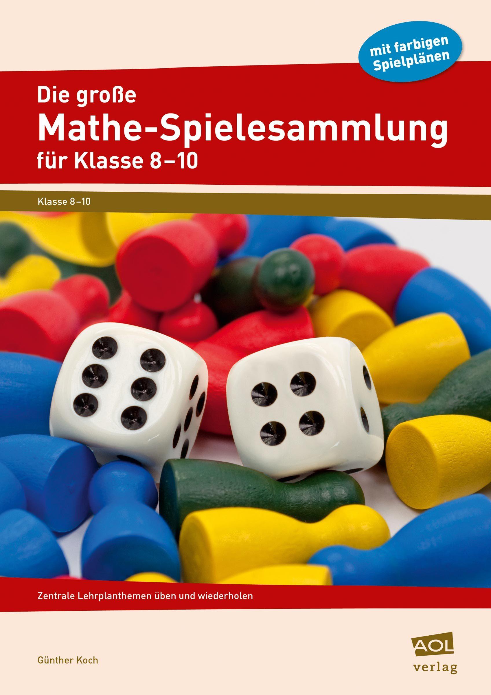Die große Mathe-Spielesammlung für Klasse 8 bis 10 von AOL ...