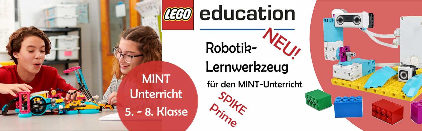 0 - 0 LEGO Spike Neuheit_MINT