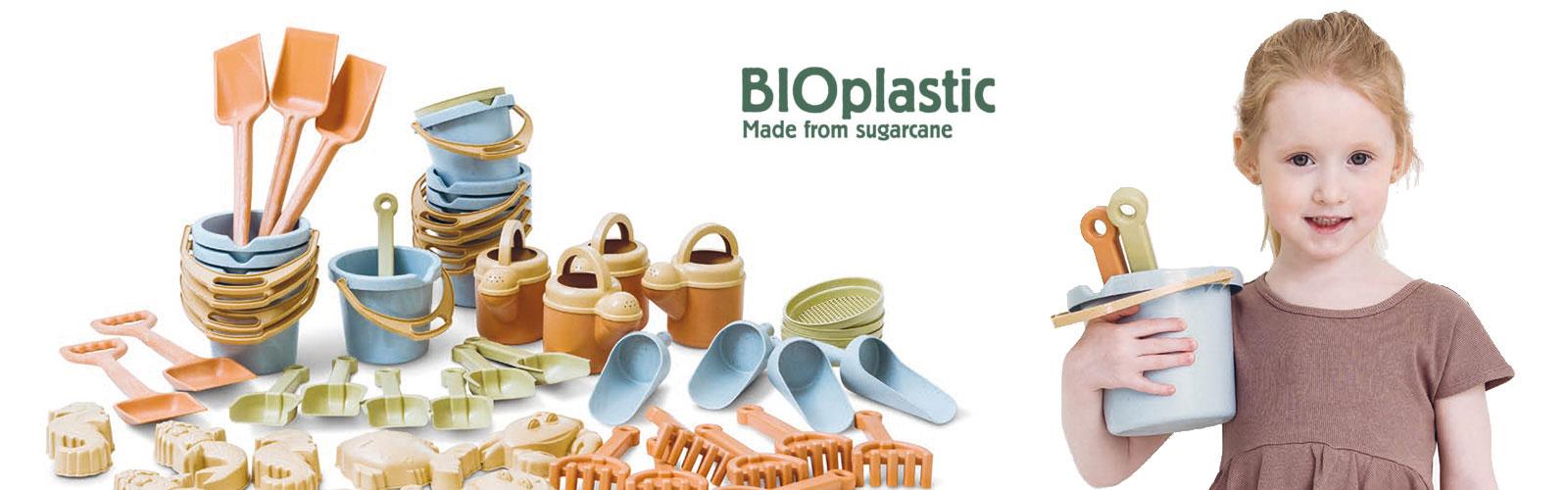 3 pr - dantoy BIOplastic