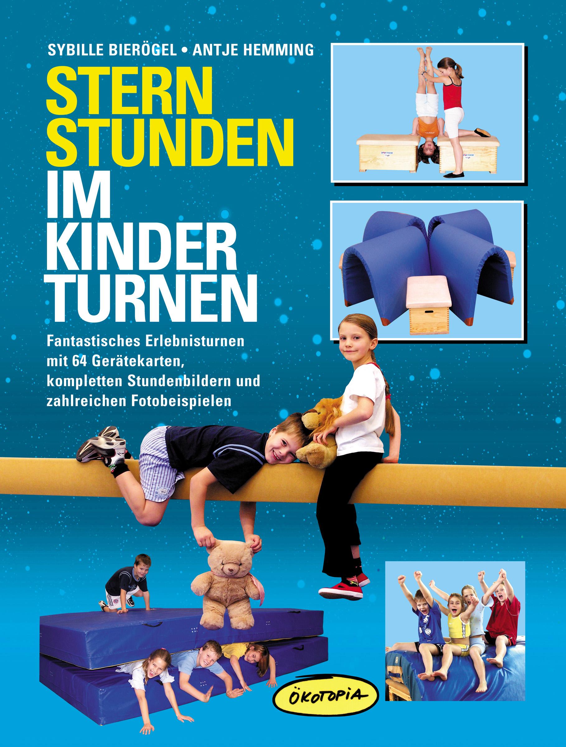 Ökotopia Verlag Sternstunden im Kinderturnen