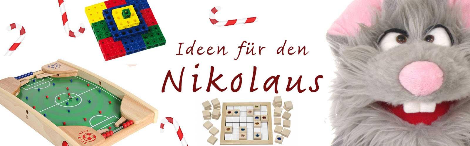 0 bt - Ideen für den Nikolaus