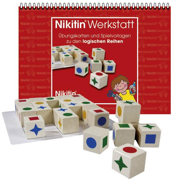 LOGO Nikitin N8 Logische Reihen Werkstatt