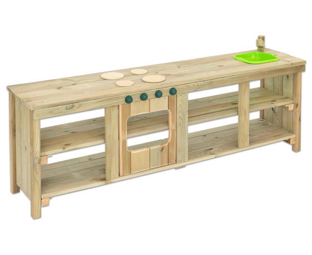Outdoorküche Mit Spüle Lösen : Große outdoor kinderküche mit grünem spülbecken jahre