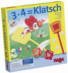 Haba 3x4=Klatsch, ab 8 Jahren