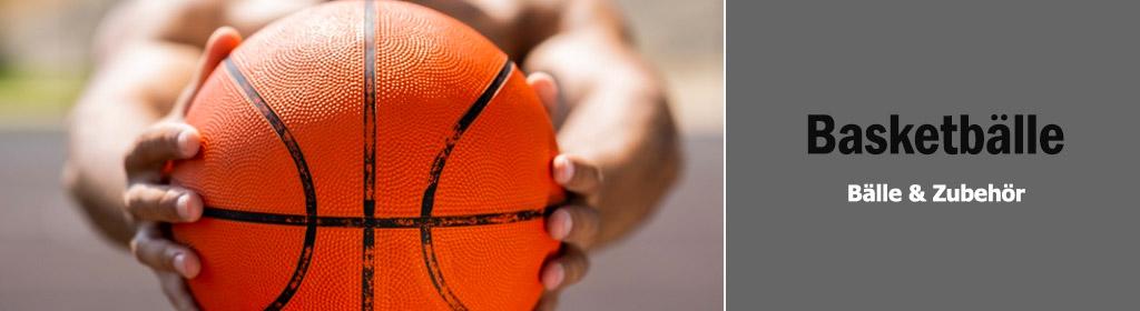 Basketbälle Banner