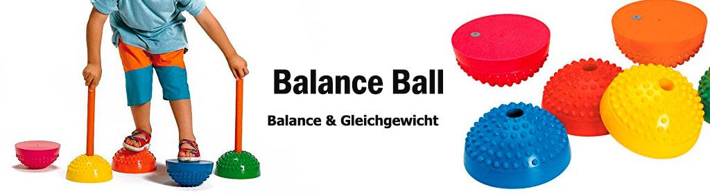 Balance Ball Banner