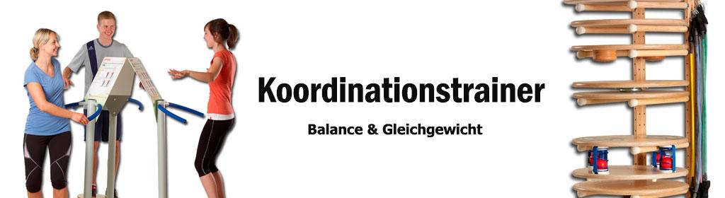 Koordinationstrainer Banner