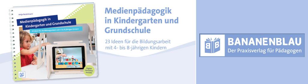 Bananenblau Verlag Banner