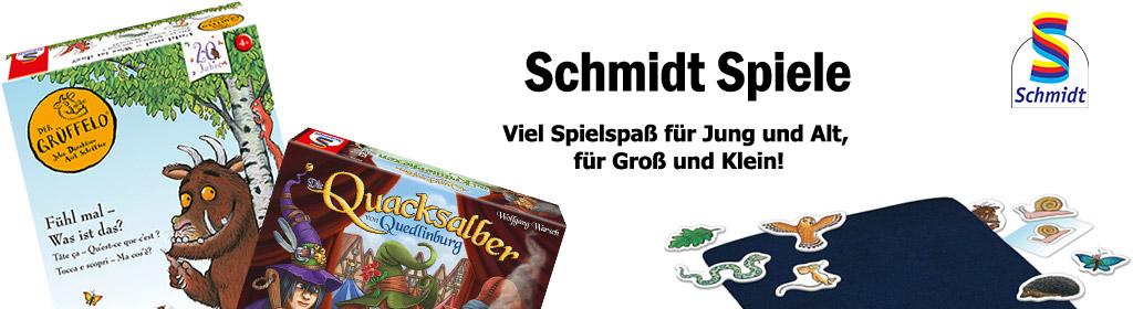Schmidt Spiele Banner