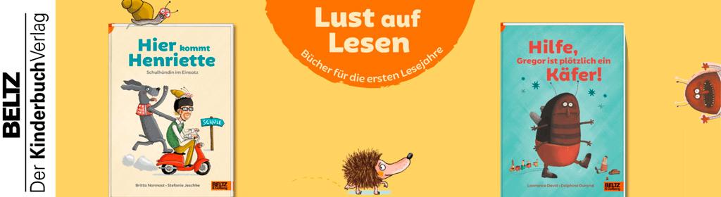 Beltz Verlag Banner