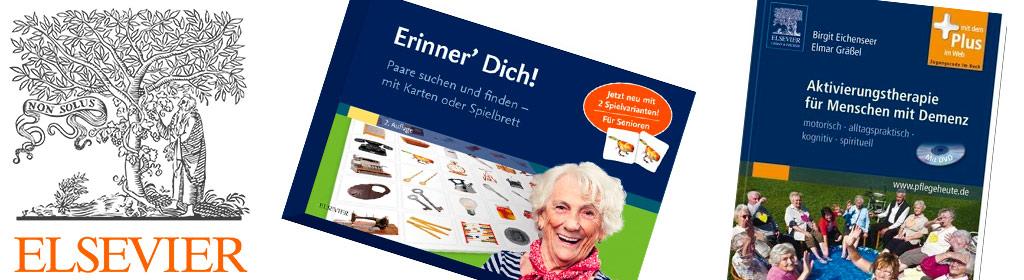 Elsevier Verlag Banner