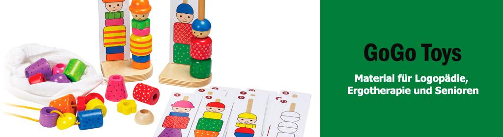 GoGo Toys Banner