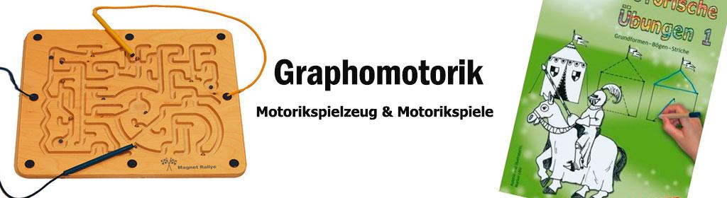 Graphomotorik Banner