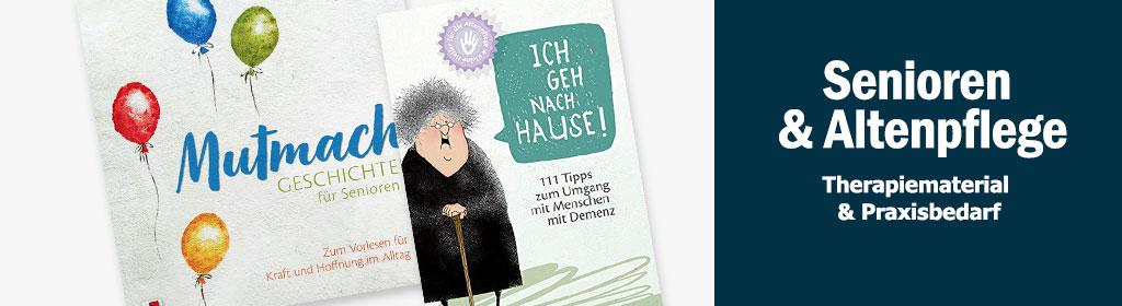 Senioren & Altenpflege Banner