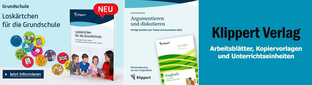 Klippert Verlag Banner