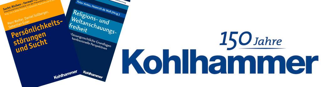 Kohlhammer Verlag Banner