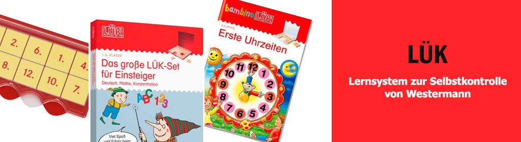 LÜK (Westermann Verlag) Banner