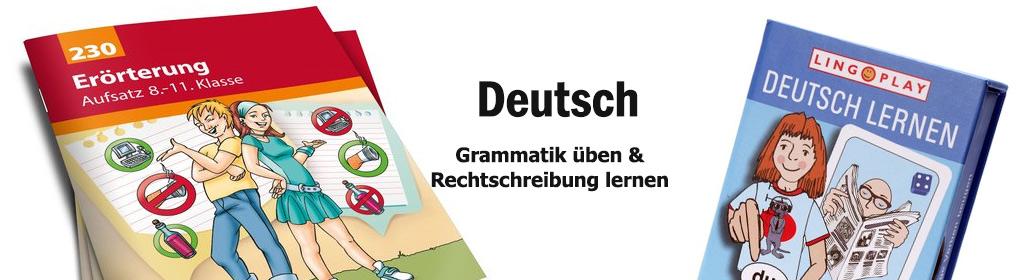 Deutsch Banner