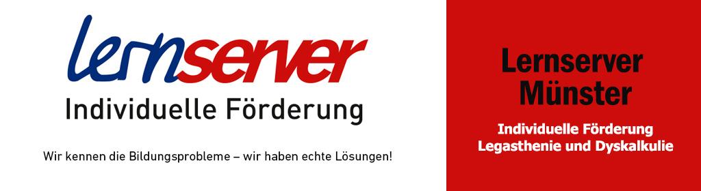 Lernserver Münster Banner