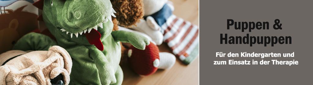 Puppen & Handpuppen Banner