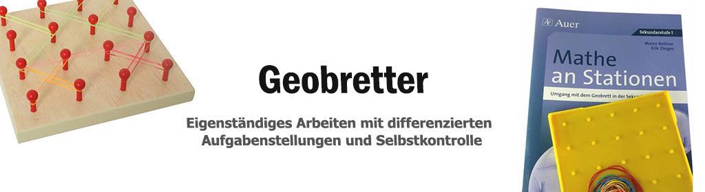 Geobretter Banner
