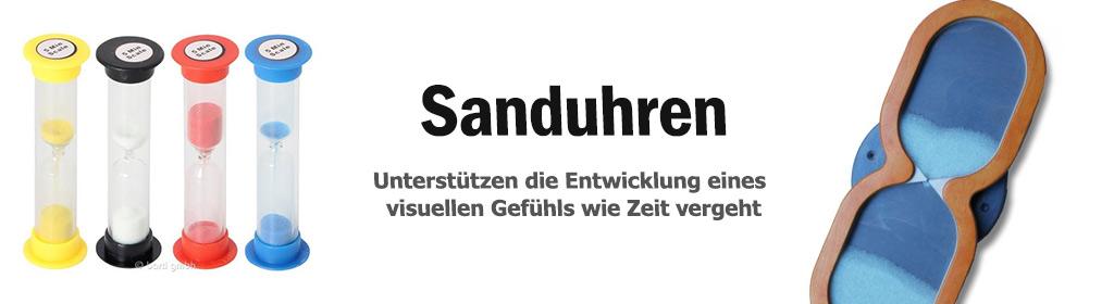 Sanduhren Banner