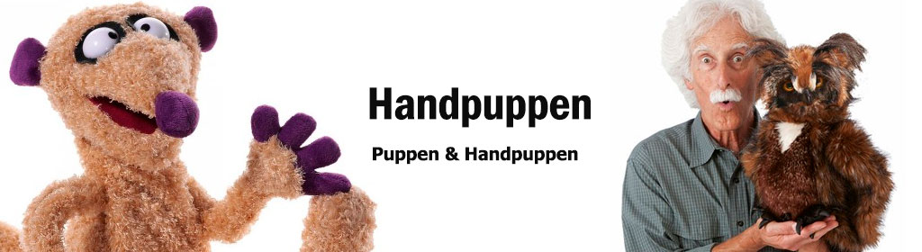Handpuppen Banner