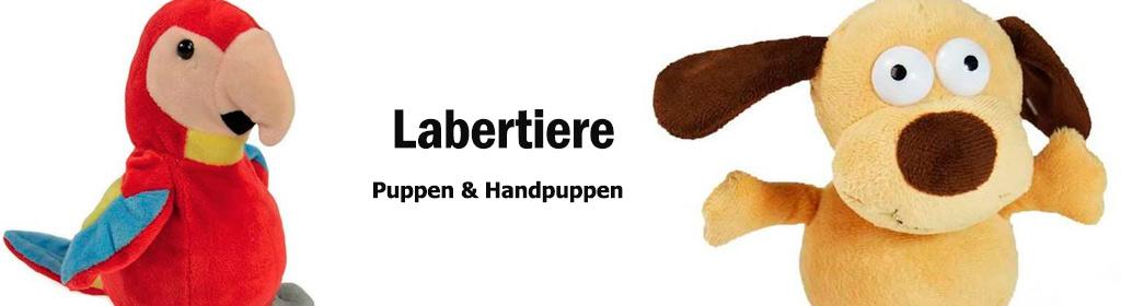Labertiere Banner