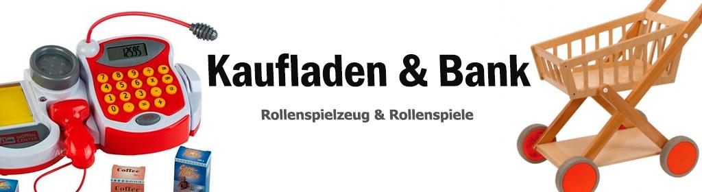 Kaufladen & Bank Banner
