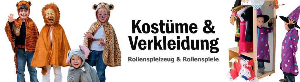 Kostüme & Verkleidung Banner