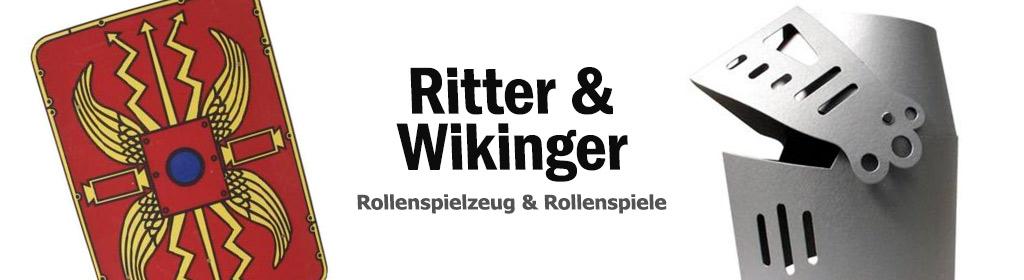 Ritter & Wikinger Banner