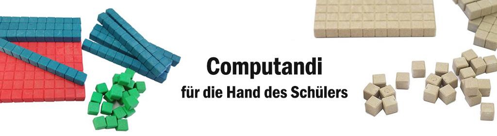COMPUTANDI Schüler Banner
