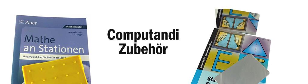 COMPUTANDI Zubehör Banner