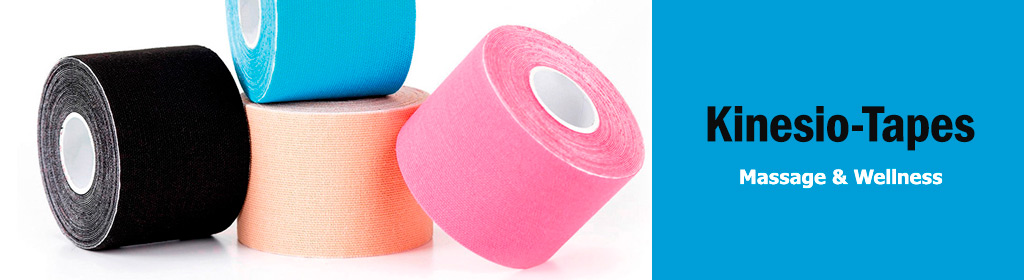 Kinesio-Tapes Banner
