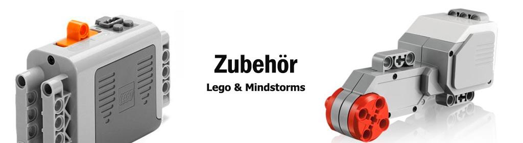 Zubehör Lego & Mindstorms Banner