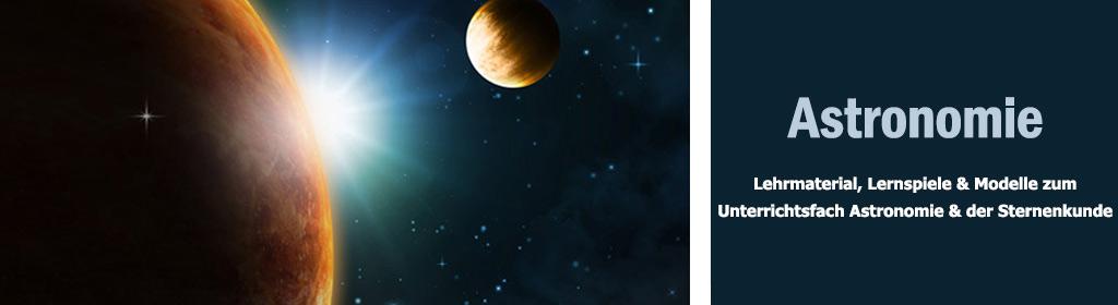 Astronomie Banner