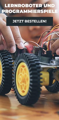 Robotik, Lernroboter und Programmieren