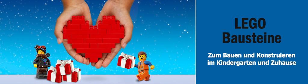 LEGO Bausteine Banner