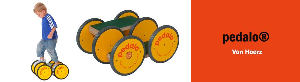 pedalo® von Hoerz Banner