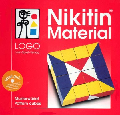 LOGO Nikitin N1 Musterwürfel Vorlagenheft