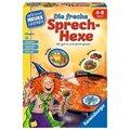 Die freche Sprech-Hexe, Sprachförderspiel, 4-9 Jahre
