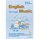 English through Music, Broschüre inkl. Audio-CD, 3.-6. Klasse