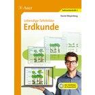 Lebendige Tafelbilder Erdkunde, Buch inkl. CD, 5.-10. Klasse