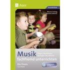 Musik fachfremd unterrichten - Die Praxis, Buch inkl. Audio-CD, 1.-2. Klasse