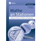Mathe an Stationen: Umgang mit Geodreieck & Zirkel, Broschüre, 5.-10. Klasse