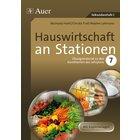 Hauswirtschaft an Stationen 7, Broschüre