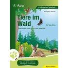 Tiere im Wald für die Kita, Buch