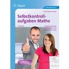 Selbstkontrollaufgaben Mathematik, Broschüre, 7. Klasse