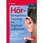 Hörkompetenz-Training im Englischunterricht, Broschüre inkl. CD, 5.-6. Klasse